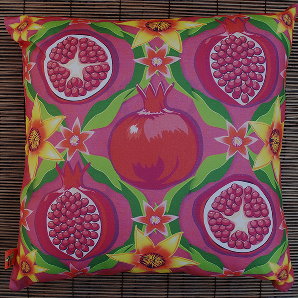 Cushion: Papa's pomegranate special feature