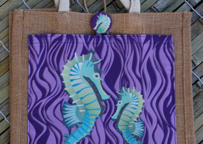 seahorse (purple)