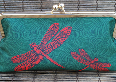 dragonfly (bottle/red)