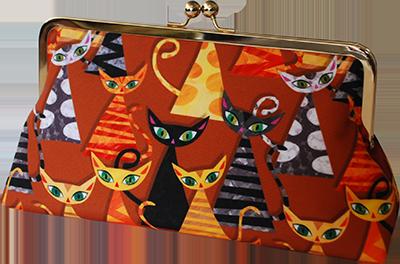empire of cats (ochre)