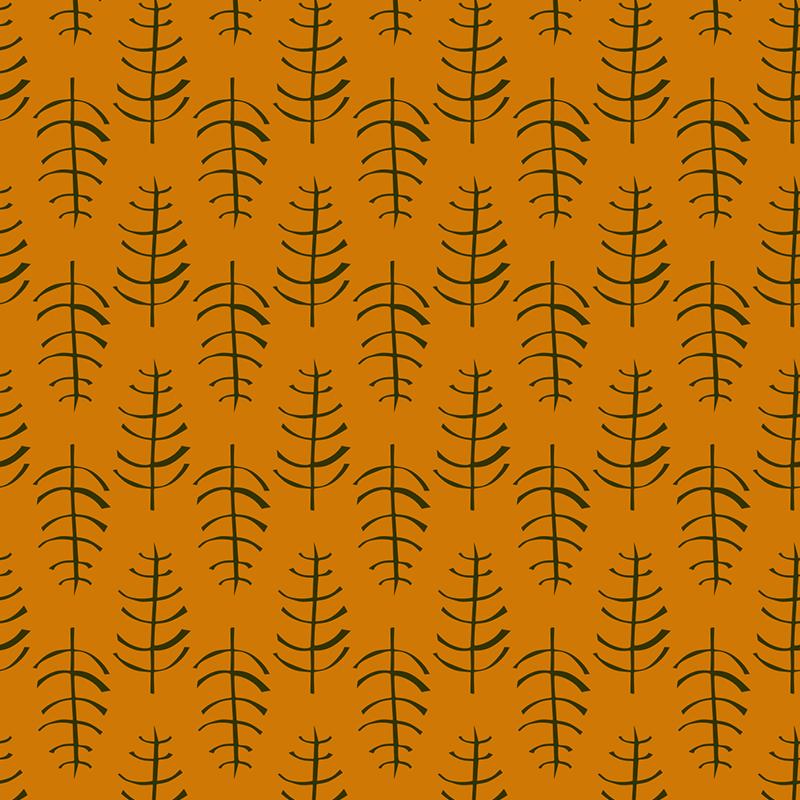 skeletal leaf - dry