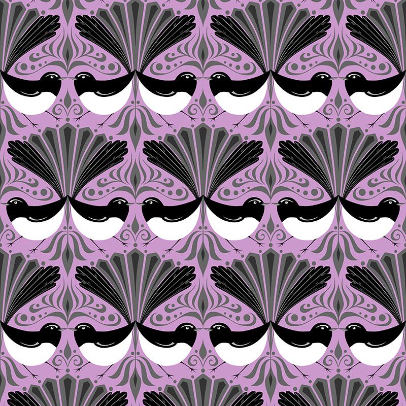 wagtail parade (lavender)