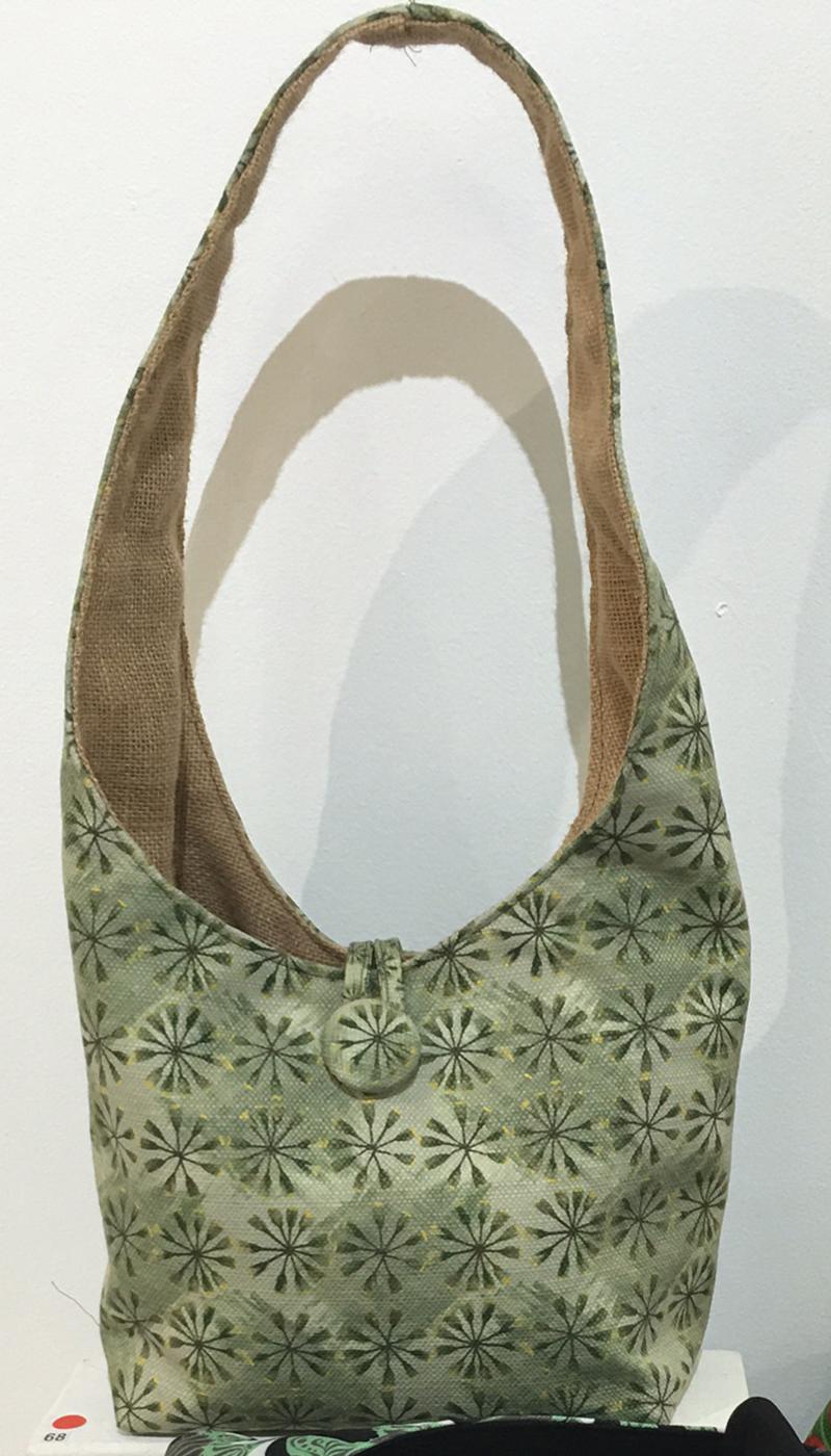 wattle pod shoulder bag