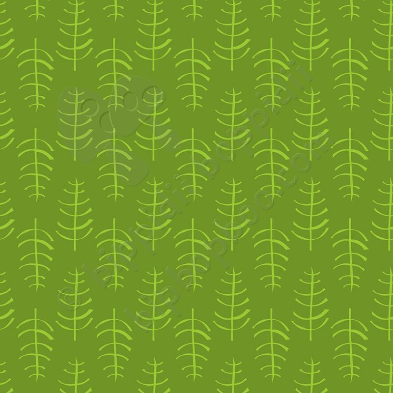 skeleton leaf - early wet