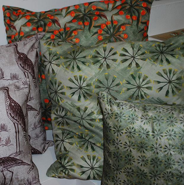 wattle cushions