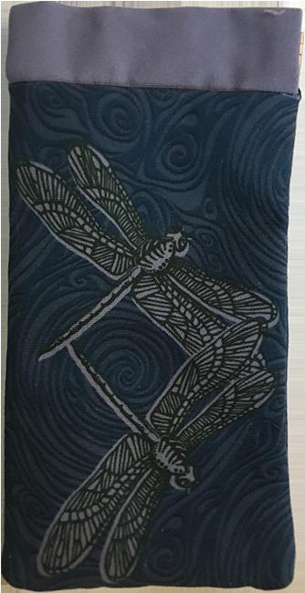 dragonfly (royal/lilac)
