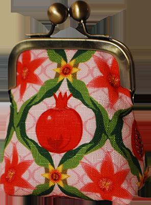 Papa's pomegranates (pink)