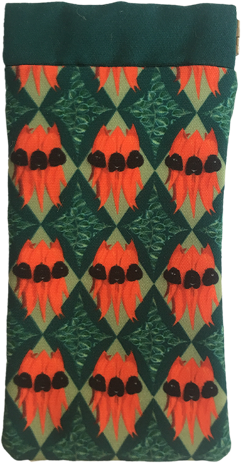 Sturt desert pea (leafy)