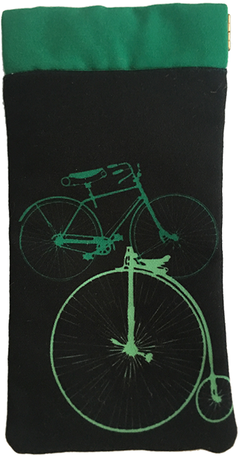 bike it (jade on black)
