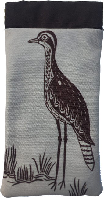 stealing curlews (large print)