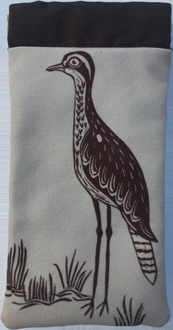 stealing curlews (large print)