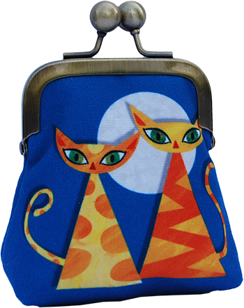 empire of cats (blue)