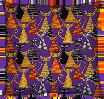 empire of cats (purple)