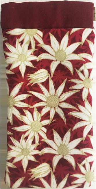 flannel flower (magenta)