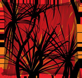 pandanus (fire)