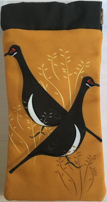 partridge pigeon (mustard)