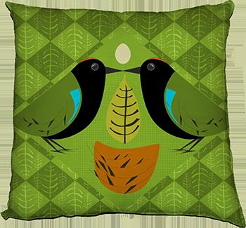 nesting pittas (feature)
