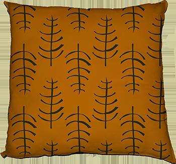 skeletal leaf (dry, large scale)