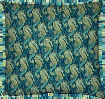 seahorse stampede