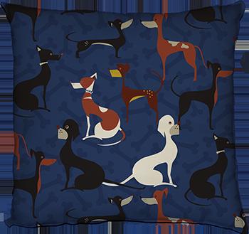 puppy wuppy woo (blue)