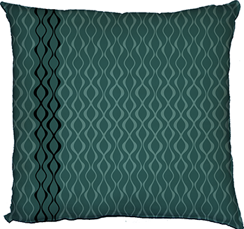 'brolga promenade' (twilight) - coordinate cushion by bippidii boppidii
